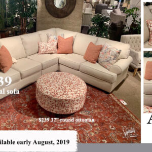 19202 Sectional Sofa Amici By Ashley 3 Pcs